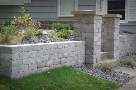 Paving Stones For Walls Borgert Products Retaining Walls Landscape Supply