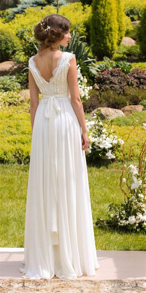 bohemian wedding dress designer wedding dress bohemian wedding gown made from chiffon lace silk and