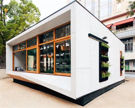 home design stores australia australia s first carbon positive prefab house produces