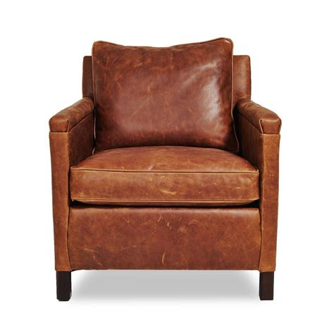 irving leather armchair irving place heston leather chair chandler residence