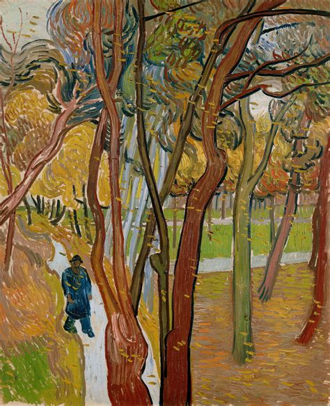 Garden Of St Paul File Vincent Gogh The Garden Of Paul S
