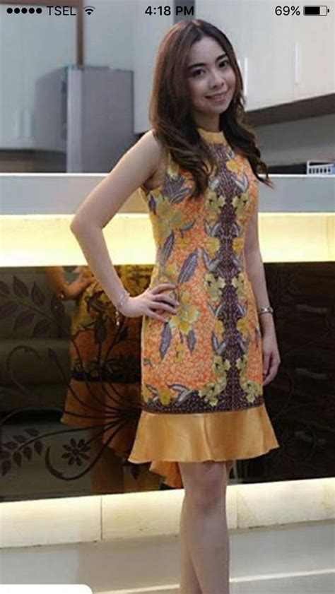 Pakaian Isyana Dress 470 best batik images on batik dress kebaya