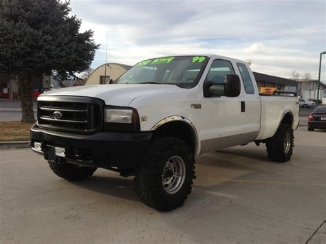 F250 Diesel Specs by 1999 Ford F250 Diesel Specifications