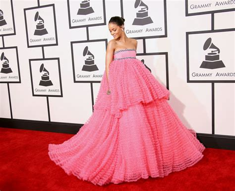 Grammys Carpet The Day After by Relive The Top Grammy Gowns Of All Time Instyle