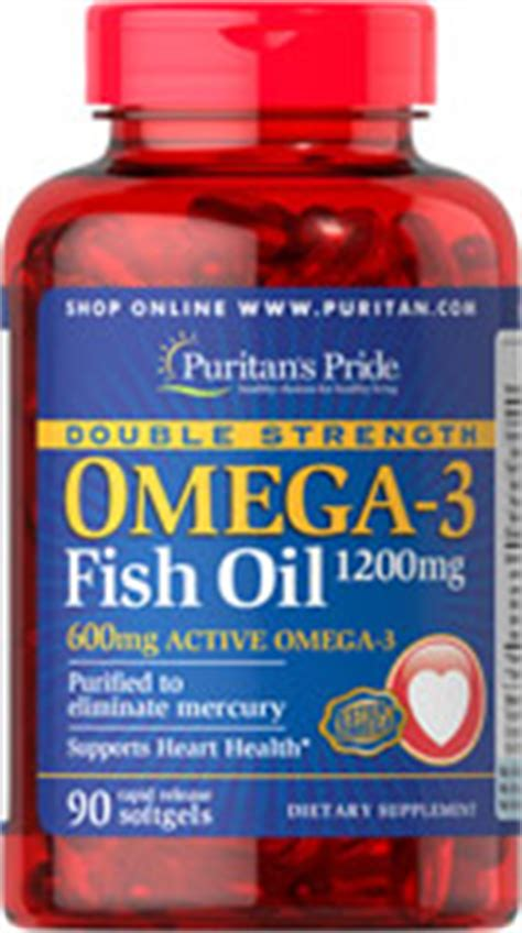 Puritan S Pride Maximum Strength Omega 3 6 9 2 Murah strength omega 3 fish 1200 mg 600 mg omega 3 90 softgels omega 3 products