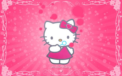 Wallpaper Hello Kitty Terbagus | 66 hello kitty hd wallpapers backgrounds wallpaper abyss