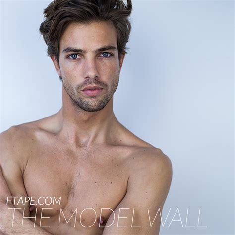 Model Model Lucas Marcos Next The Model Wall Ftape