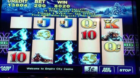 Ck Slot timber wolf slot bonus