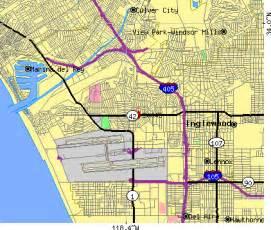 los angeles california zip code map 90045 zip code los angeles california profile homes