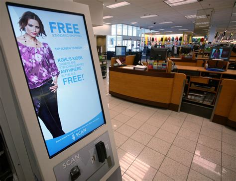 brick and mortar retailers kick up sales with kiosks