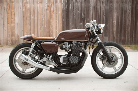 brown cafe cling on for dear 70 s brown cb750 caf 233 racer