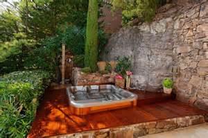 spa en bois exterieur les plus beaux spas ext 233 rieurs en photos le spa