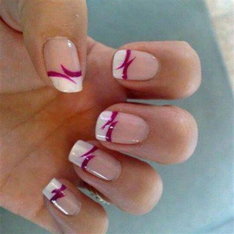 Easy Fingernail by Simple Nail Designs How You Can Do It At Home