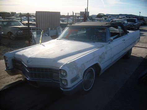 1966 Cadillac Parts by 1966 Cadillac Coupe De Ville 66ca3667d Desert Valley