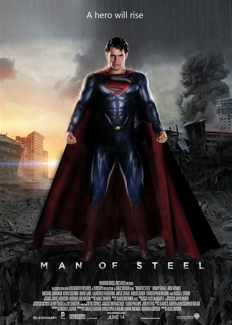 The man of steel free online