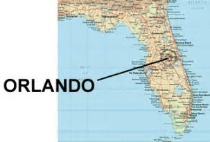 map florida orlando orlando travel guide