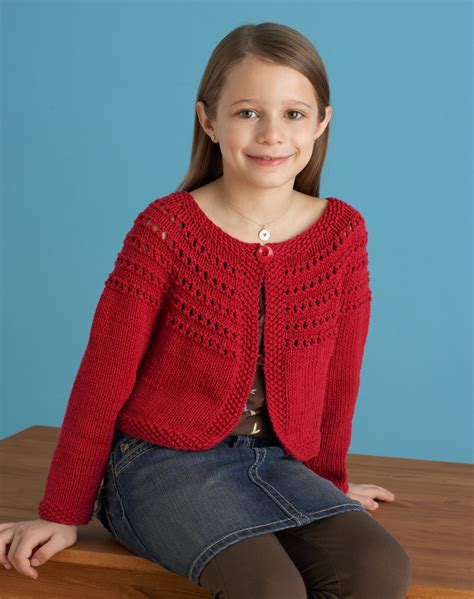 knitting pattern childrens cardigan 15 sweaters hoodies and dresses for kids tweens and