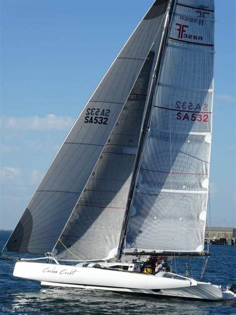 trimaran ian farrier used farrier f 32srcx for sale yachts for sale yachthub