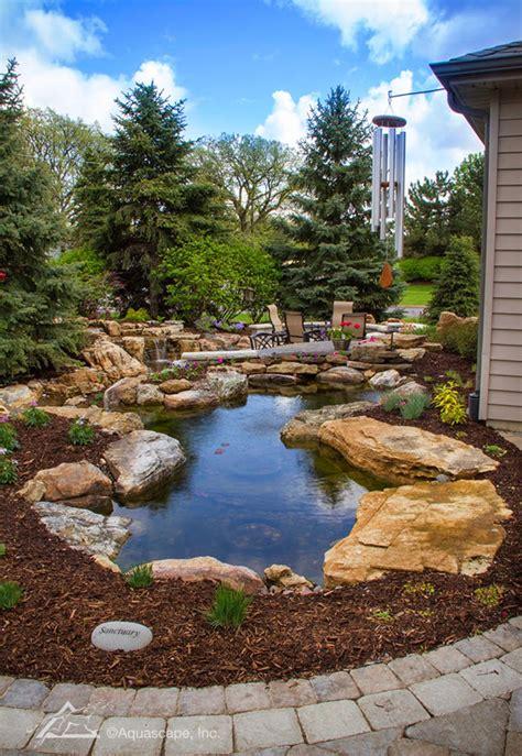perfect backyard who doesn t want the perfect backyard aquascape inc