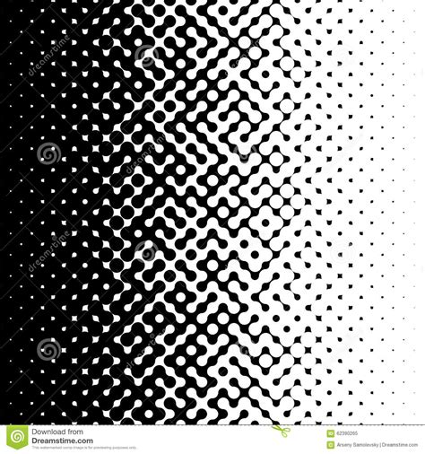 seamless halftone pattern raster seamless black and white truchet halftone gradient