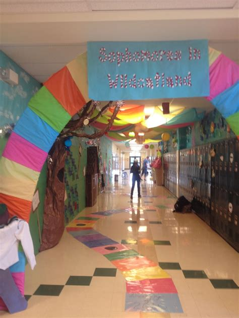 themes for college hallways 105 best deck the hall images on pinterest birthdays