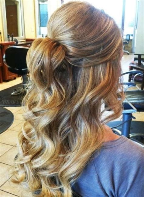25 best long hairstyles for 2018 half ups upstyles plus 20 photo of long hairstyles for dances
