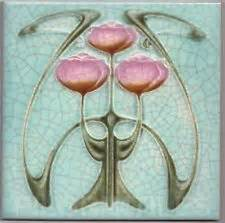 art nouveau kachel holiday 1106 best tiles images on pinterest art nouveau tiles