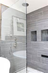 bathroom wall tiles ideas 40 gray bathroom wall tile ideas and pictures
