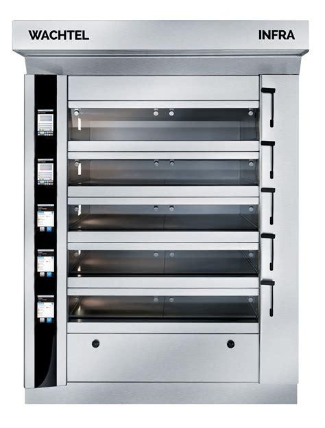 Gas Deck Oven Stainless Hitech 3 Deck 6 Trays Arf 60h infra ce wachtel gmbh