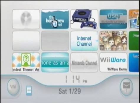 how to hack nintendo wii 43 homebrew channel letterbomb hack pack 4 3 u
