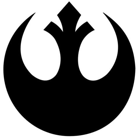 Wars Rebel Symbol Outline by Bestand Rebel Alliance Logo Svg