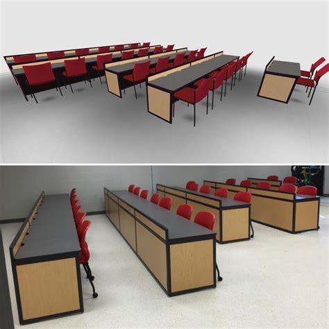 design lab furniture 17 best images about computer lab layouts on pinterest