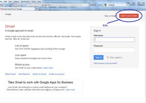 video tutorial membuat gmail tutorial membuat gmail untuk ngeblog