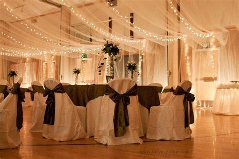 decorating a gym for a wedding reception   Bing Images