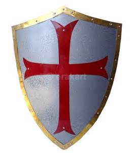 Buy medieval antique crusaders shield of warriors amp knights online