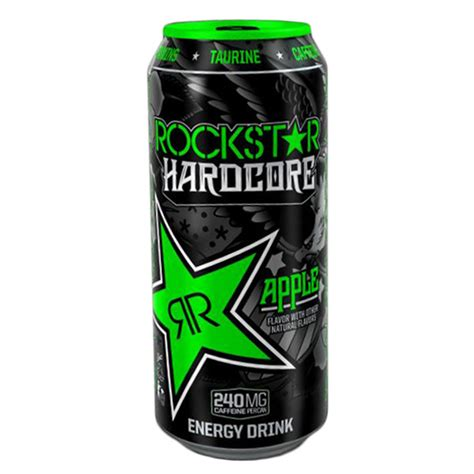 energy drink k cups rockstar apple energy drink 16 oz cans pack of 24