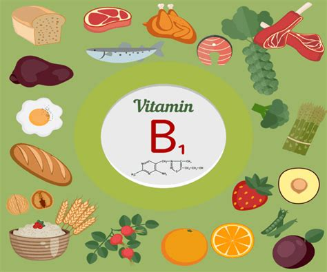 alimentos que contengan vitamina b6 10 alimentos m 225 s ricos en vitamina b1 o tiamina