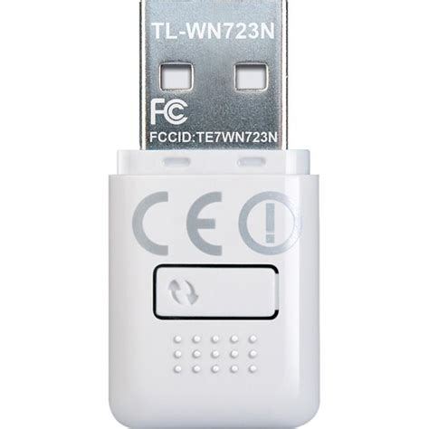 Usb Wifi Tp Link Tl Wn723n tp link tl wn723n 150mbps wireless usb adapter tl wn723n