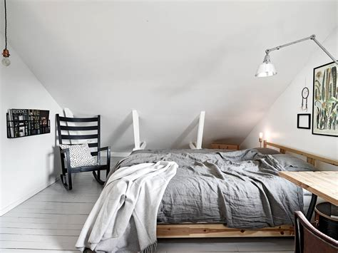 attic loft bedroom comfortable and cozy 30 attic apartment inspirations