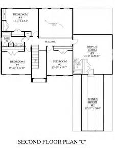 Bonus rooms traditional house master bedrooms floor plans house plans
