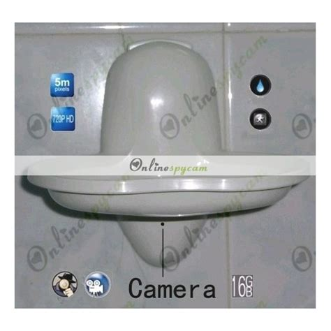 hidden camera in home bathroom 5 0 mega pixel new bathroom spy soap box hidden camera dvr 16gb 1280x720p