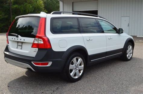 purchase   volvo xc  cross country  turbo awd wagon   clean  reserve