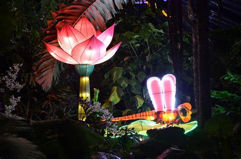 Botanical Garden Lantern Festival Lantern Festival Comes To Daniel Stowe Botanical Garden Sept 7