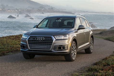 Audi Q7 Wallpaper by 2018 Audi Q7 Exterior Wallpaper Car Release Preview