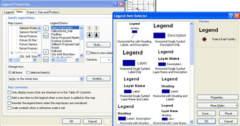 renaming legend items in arcgis for desktop geographic information systems stack exchange