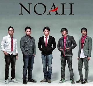 Singl Legendaris Noah single ke 5 ini cinta dari noah kayuagung radio