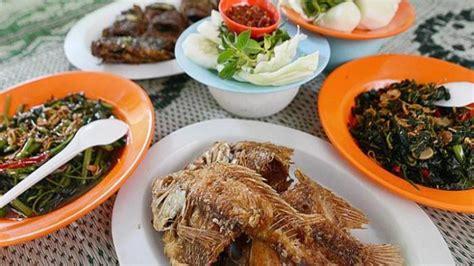 fresh makan  kedai   datang ikan