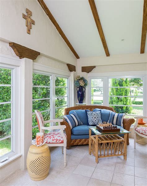 original home decor embracing warmth 25 mediterranean inspired sunrooms for a