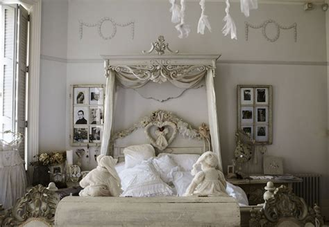 French Chateau Design by 40 Esempi Di Arredamento Shabby Chic Per La Camera Da