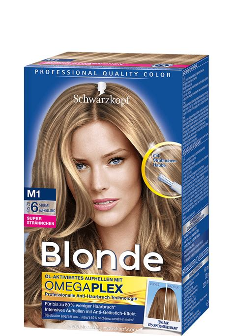 neue highlights blonde straehnen